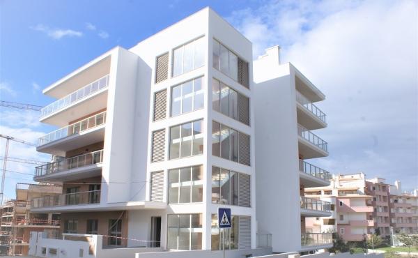 Acheter appartement avec deux chambres sur la plage Praia da Rocha, Portimao, Portugal